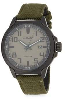 Citizen Stainless Steel Strap Watch