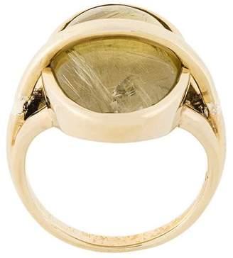 Pamela Love Stratum rutilated quartz ring
