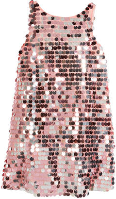 Milly Sequin Angular Shift Dress, Size 8-16