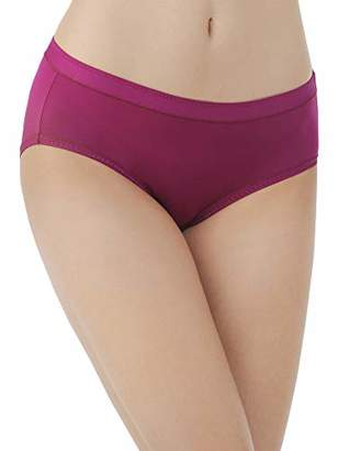 Vanity Fair Women's Comfort Where It Counts Hipster Panty 18163