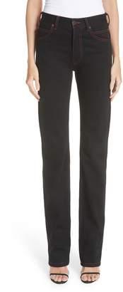 Calvin Klein x Andy Warhol Foundation Dennis Hopper Straight Leg Jeans