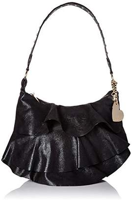 Betsey Johnson Just for The Frill of It Hobo