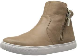 Kenneth Cole New York Women's Kiera Dbl Zip High Top Sneaker