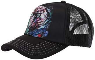 The Mountain Men's Painted Jaguar Hat