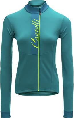 Castelli Sorriso Full-Zip Jersey - Long-Sleeve - Women's