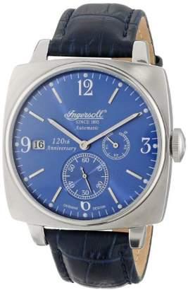 Ingersoll Men's IN8014BL Galesburg Analog Display Automatic Self Wind Watch
