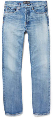 Balenciaga Denim Jeans - Light blue