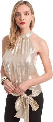 Trina Turk CHAMPAGNE COCKTAIL TOP