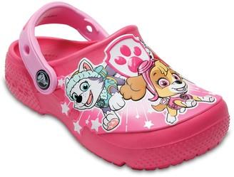 Crocs Fun Lab Paw Patrol Girls' Clogs