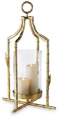 "Napa Home 29"" Baldwin Tall Lantern - Gold"