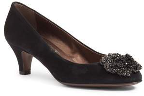 AGL Flower Beaded Pump
