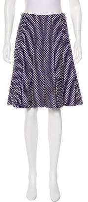 Marni Printed Knee-Length Skirt