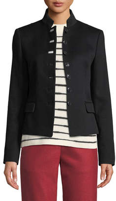 Rag & Bone Rei Tailored Cotton Blazer