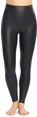 Spanx Faux Leather Leggings