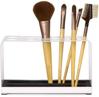 Design Ideas Cooper Makeup Brush Organizer