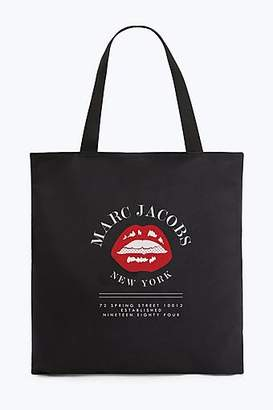 SPECIAL PROJECTS Star Mouth Canvas Tote