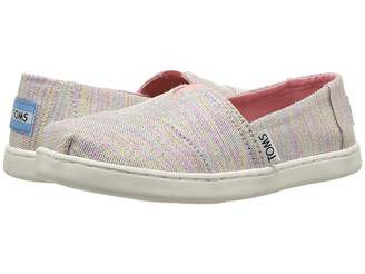 Toms Kids Alpargata (Little Kid/Big Kid)