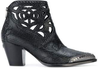 Zadig & Voltaire Cara Cut boots