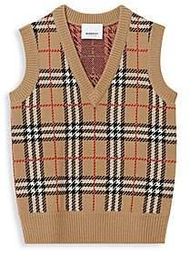 Burberry Little Boy's & Boy's KB5 Mickenzie Vest