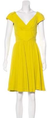 Zac Posen A-line Knee-Length Dress