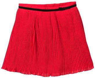 Kate Spade pleated chiffon skirt (Big Girls)