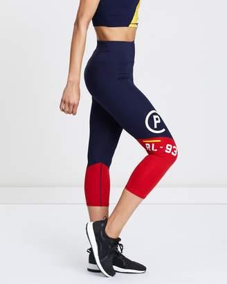 Polo Ralph Lauren Colour-Block Leggings
