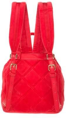 Juicy Couture Fairmont Fairytale Velour Mini Backpack