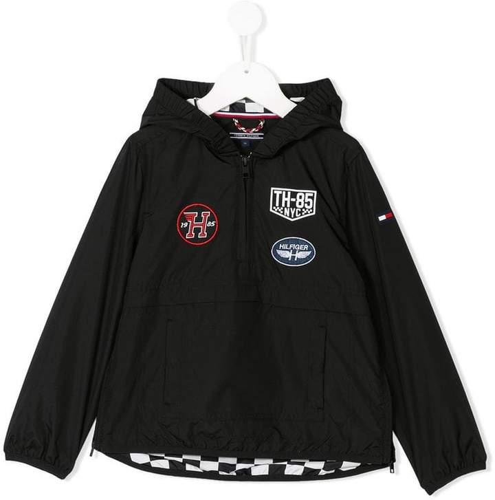 Tommy Hilfiger Junior patch applique jacket