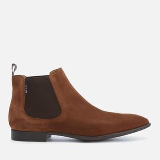 Paul Smith Men's Falconer Suede Chelsea Boots - Tan