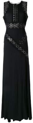 Antonio Berardi side slit gown