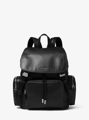 Michael Kors Henry Leather Backpack
