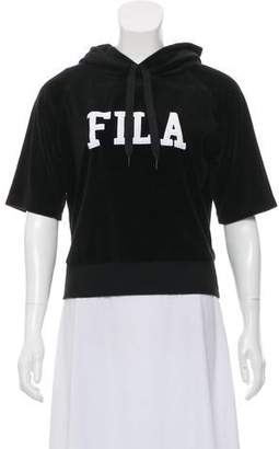 Fila Graphic Hooded Sweatshirt