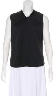 Armani Collezioni Sleeveless Silk Blouse w/ Tags