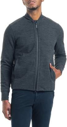 Good Man Brand Slim Fit Bomber Jacket