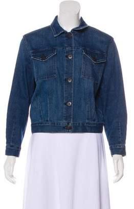 3x1 Long Sleeve Denim Jacket
