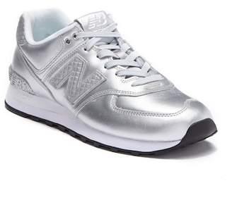 New Balance 574 Glitter Punk Sneaker
