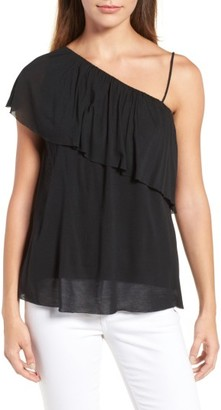 Women's Bailey 44 Cha Cha One Shoulder Top $118 thestylecure.com