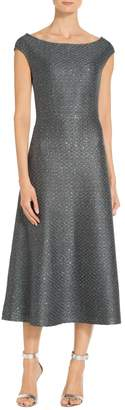 St. John Sparkle Sequin Dress
