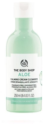 The Body Shop Aloe Vera Calming Cream Cleanser