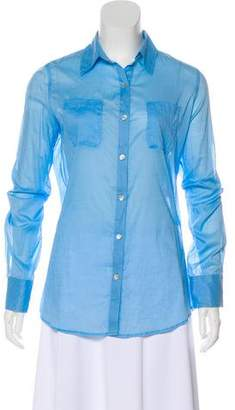 Calypso Steven Button-Up Top w/ Tags