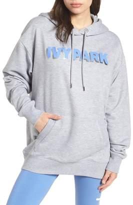 Ivy Park R) 3D Logo Hoodie