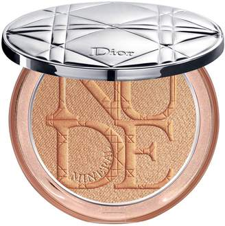 Christian Dior Diorskin Nude Luminizer Shimmering Glow Powder Infused with Sparkling Pigments