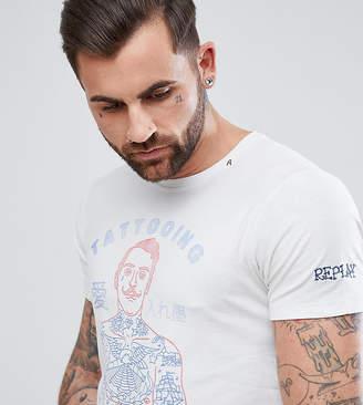 Replay Tattoo Man T-Shirt