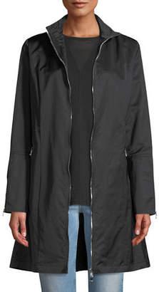 Anatomie Farreta Zip-Front Lightweight Windproof Jacket