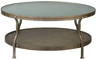 Cambridge Silversmiths Inkivy INK+IVY Round Coffee Table