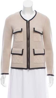 3.1 Phillip Lim Wool Zip-Up Jacket