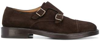 Cenere Gb buckled monk shoes