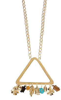 Aurelie Bidermann Aurélie gold-plated necklace