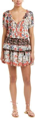 Allison New York Floral Drop-Waist Dress