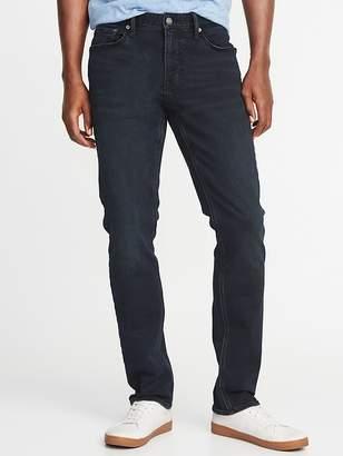 Old Navy Slim 24/7 Built-In Flex Blue Black Jeans for Men